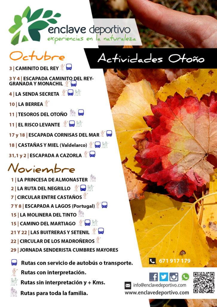 enclave-deportivo-calendario-otoño-2020